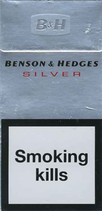 Jim filter kings cigarettes Gauloises