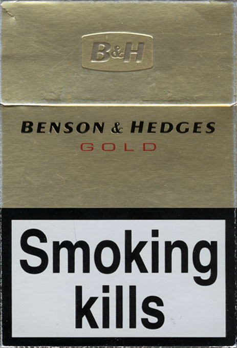 Cigarettes President UK age