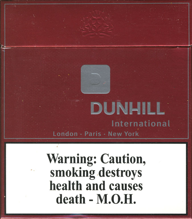 Dunhill gold pack buy