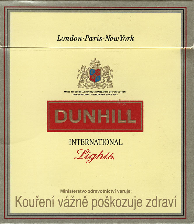 Where to buy Dunhill cigarettes from EU