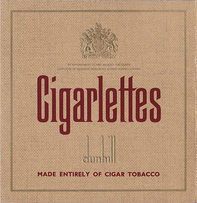 Where to buy Dunhill cigarettes Canada