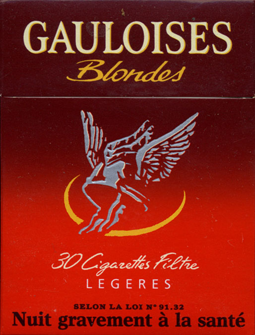 Glasgow list of cigarettes brands