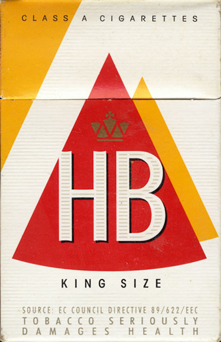 Common cigarette brands Detroit