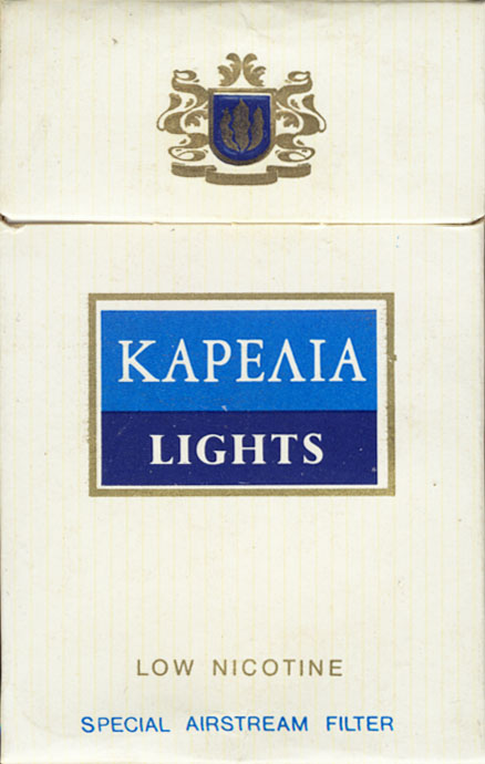 Ultra light cigarettes Golden American United Kingdom