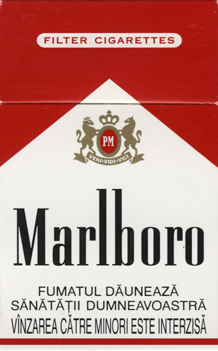 How much does cigarettes Marlboro cost in US