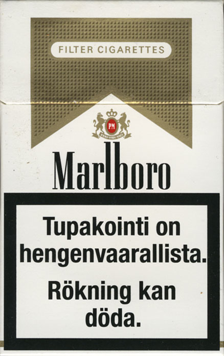 Brands of cigarettes Kool popular