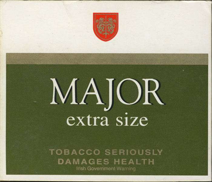 Image result for major cigarettes
