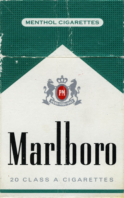 New cigarettes Marlboro packs Maryland