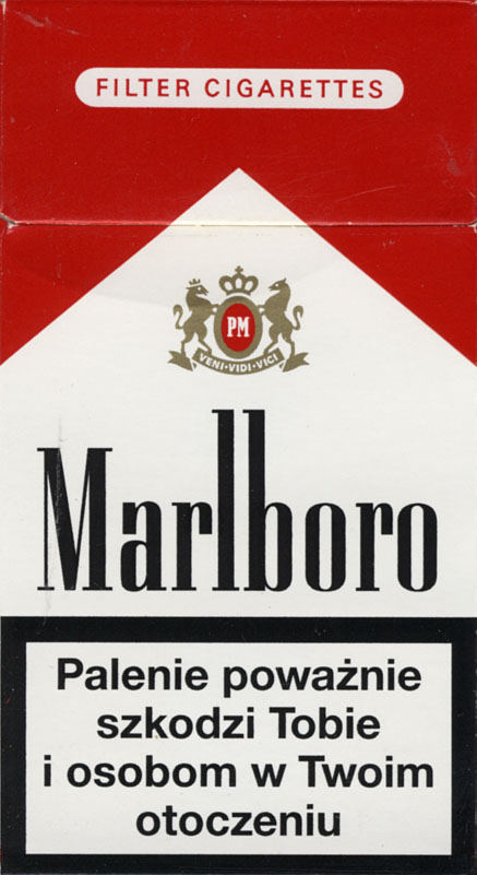 Blacks cigarettes Marlboro Colorado