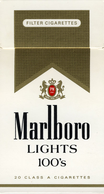Marlboro Red cig review