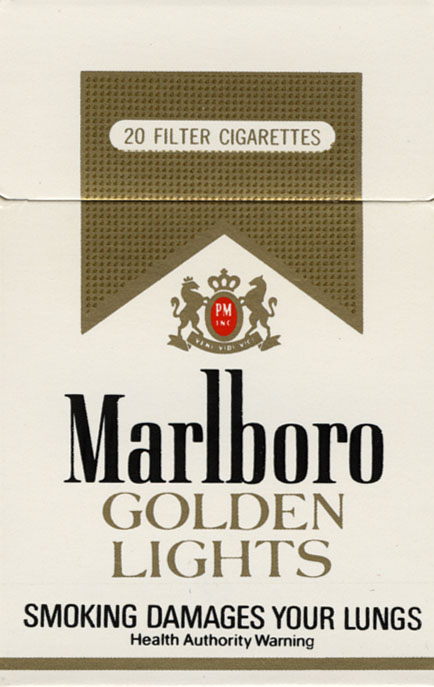 Marlboro light 20 pack
