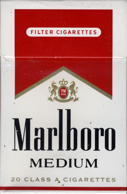 Difference between Marlboro black red