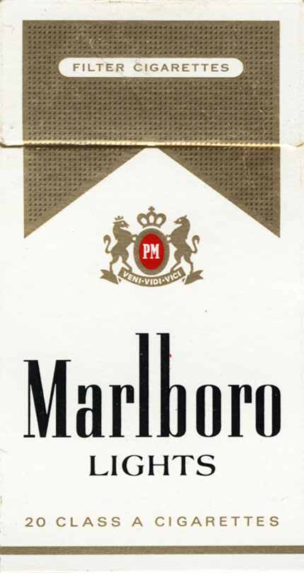 Buying American cigarettes Marlboro
