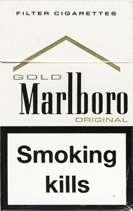 List of cigarettes brands and price in UK