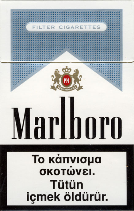 Can you buy Marlboro cigarettes in USA shops