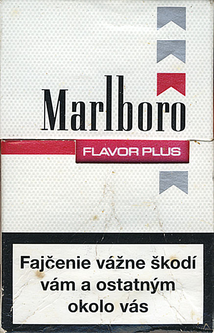 Chicago classic silver cigarettes