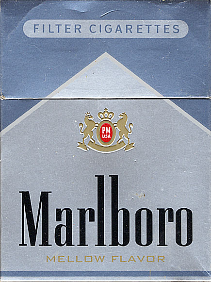 Marlboro cigarettes shop London