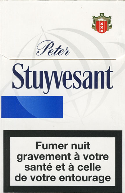 Natural Mild Seven cigarettes carton