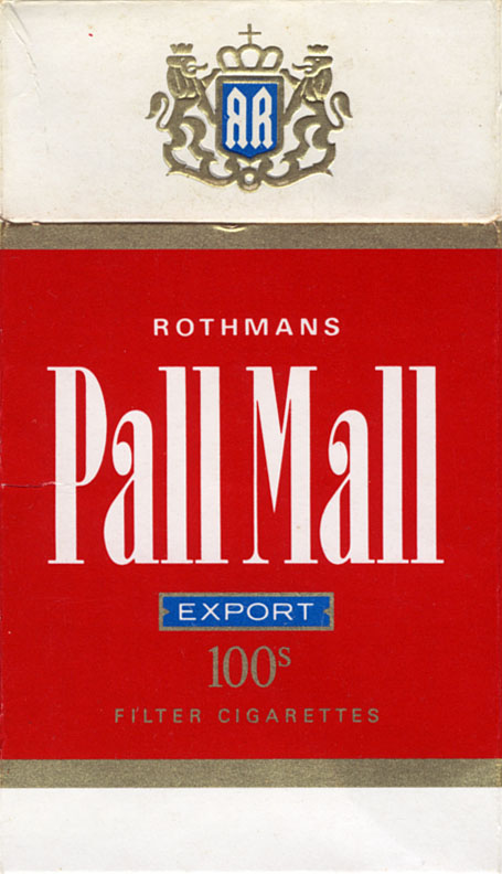 Cigarettes Sobranie brands Pennsylvania