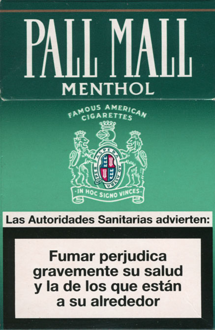 American popular cigarettes