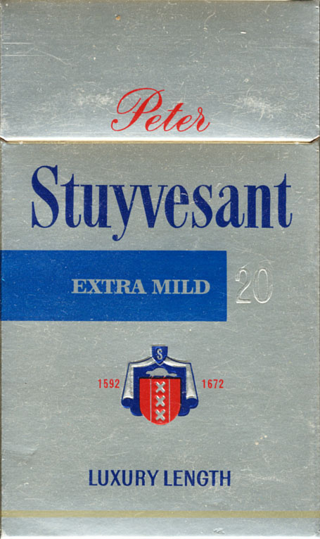 Duty on pack of cigarettes
