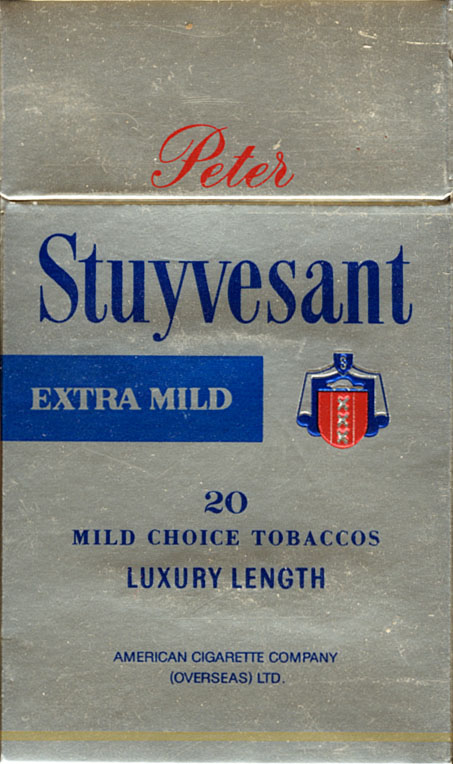 Good Missouri menthol cigarettes