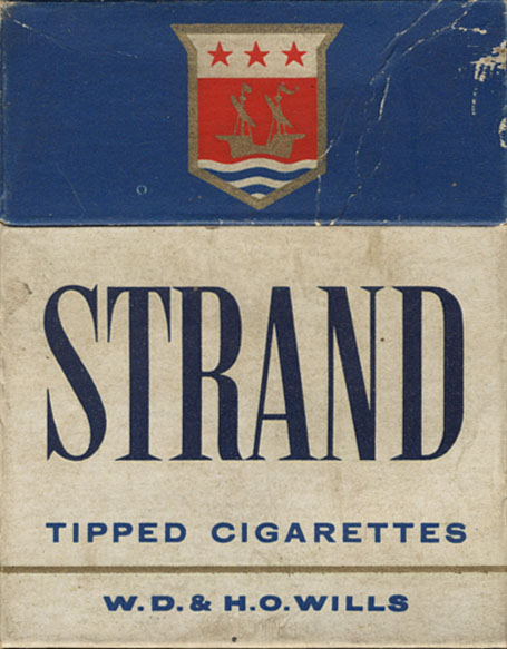 How much is a pack of cigarettes Parliament in Holland