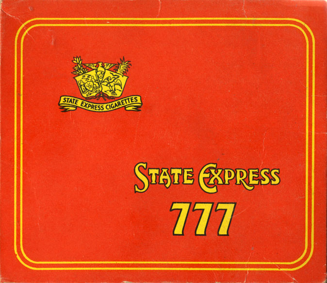 Buy Alaska cigarettes State Express