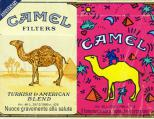 CAMEL - SE Anniversary IT Filters 1 - Filters Turkish & American Blend (Italian warning)