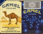 CAMEL - SE Anniversary IT Filters 2 - Filters Turkish & American Blend (Italian warning)