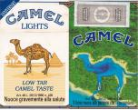 CAMEL - SE Anniversary IT Lights 1 - Lights Turkish & American Blend (Italian warning)