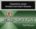 Export ''A'' Macdonald Full Flavour 25 Cigarettes King Size (Canadian warning, ENblack04)