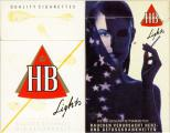 HB - SE Fuer Leute mit Laune Edition - Stars - Lights Quality Cigarettes (German warning)