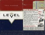 LEVEL - SE Gazuj vperjod! - Selected Tobaccos Full Flavor (Ukrainian warning)