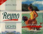 Reyno - SE Special Edition Feel the Freshness 2 - Lights Menthol Fresh (German warning)