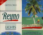 Reyno - SE Special Edition Feel the Freshness 4 - Lights Menthol Fresh (German warning)