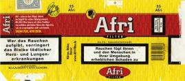 Afri Filter (German warning, EU2)