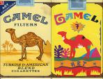 Camel - SE Art Collection 2 - Camel 7 Art - Filters Turkish & American Blend Cigarettes