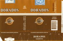 Dorados Tobaccos Filter 20 Cigarritos Rubios - Industria Argentina