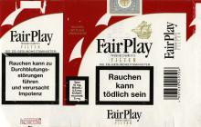 Fair Play Premium Cigarettes Filter (German warning, EU1)
