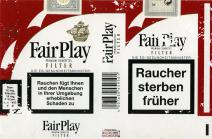 Fair Play Premium Cigarettes Filter (German warning, EU2)