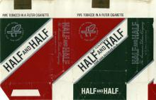 Half and Half Pipe Tobacco A Filter Cigarette Full Flavor and Aroma Pipe Tobacco Does It