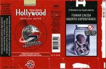 Hollywood - SE Edicao Limitada Sabor sem Fronteiras 2009 - Original Blend