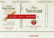 Peter Stuyvesant Filter 12 Rich Choice Tobaccos King Size