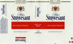 Peter Stuyvesant Rich Choice Tobaccos Top International Quality (22 cig.)