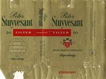 Peter Stuyvesant Filter 20 Rich Choice Tobaccos Nicotinarm im Rauch Superlong